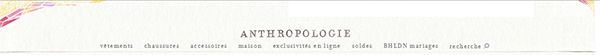 Anthropologie en ligne