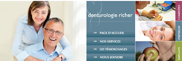 Clinique de Denturologie Richer en Ligne