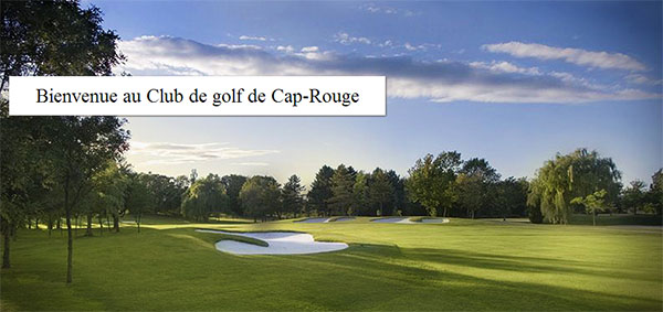 Club de Golf Cap-Rouge