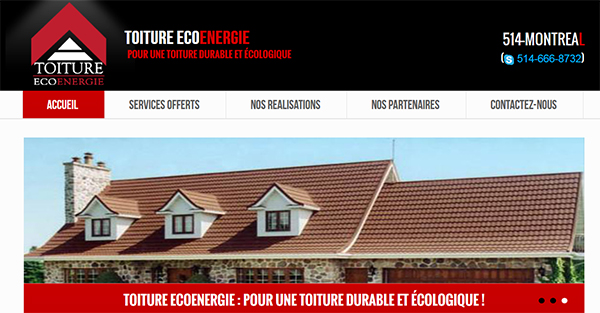 toiture eco energie circulaire en ligne. Black Bedroom Furniture Sets. Home Design Ideas