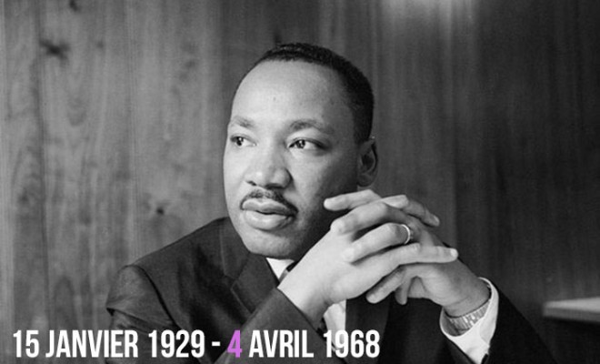 Les 10 plus Belles Citations de Martin Luther King
