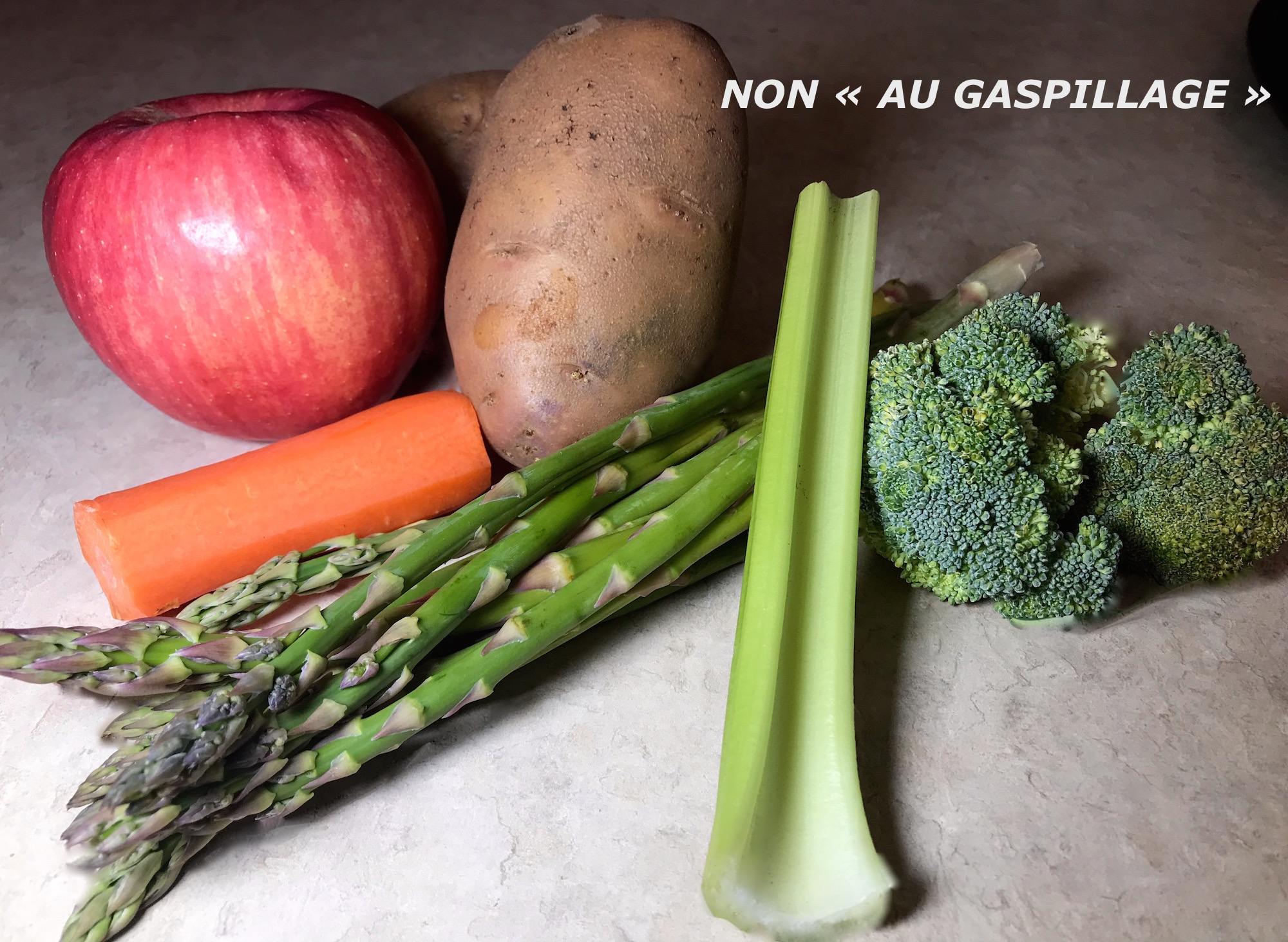 Pourquoi on gaspille ?